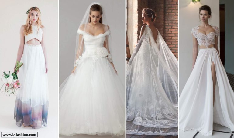 15 Wedding Dresses Every Disney Obsessed Bride Will Love - K4 Fashion
