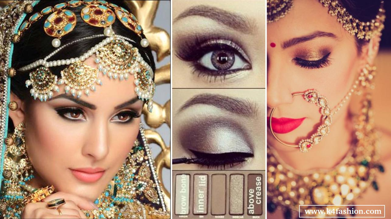 Fabulous Bridal Eye Makeup Ideas for Your Big Day