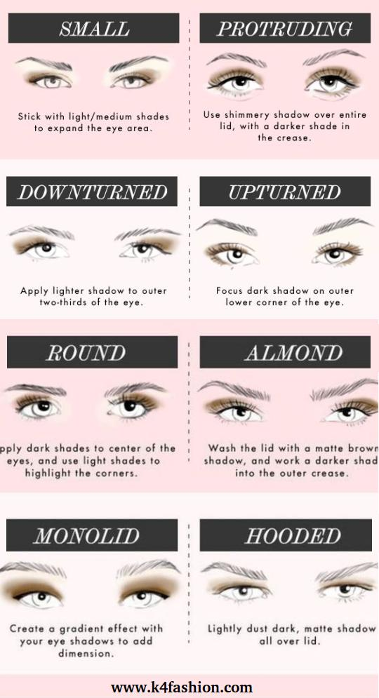 17 eye makeup tricks every girl should know k4 fashion