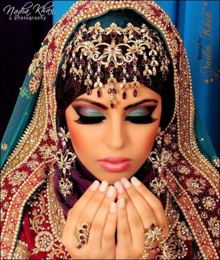 15 Fabulous Bridal Eye Makeup Ideas For Your Big Day K4 Fashion