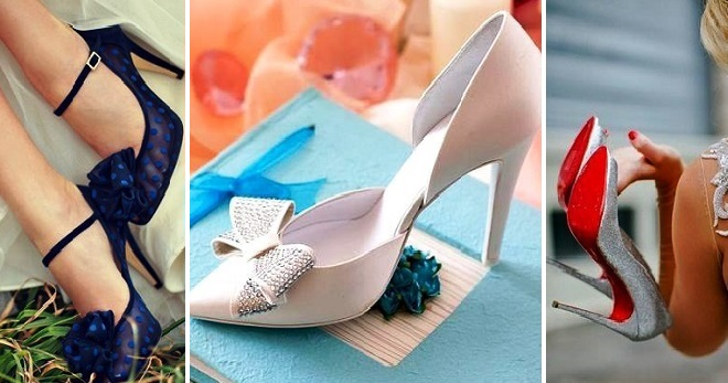 How to choose best wedding shoes for the bride?