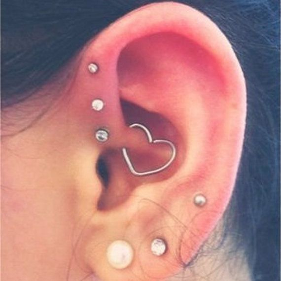 Ear Piercing Difference Between Rings And Studs