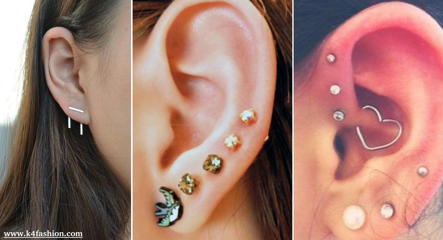31 Cute Amp Adventurous Ear Piercings Ideas K4 Fashion