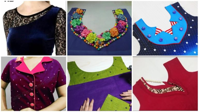 Latest Beautiful Kurti Design Cutting And Stitching Tutorial K4