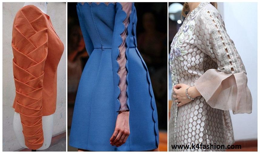 Latest stylish sleeves designs for kurti   kurta - K4 Fashion caa5b909199