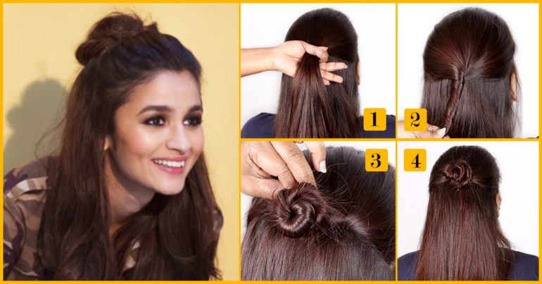 Top 5 Minutes Hairstyles For Office