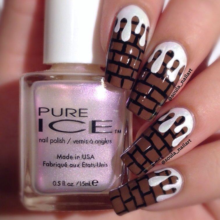 Video Tutorial Best Nail Art Designs By Soula Nailart (2) - K4 Fashion