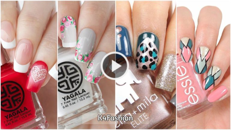 Best Nail Art Designs of This Year For Women - K4 Fashion