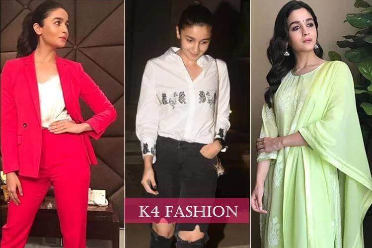 Sizzling Outfits of Hot Alia Bhatt