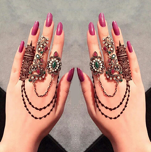 100+ Mehndi Designs For Your Special Look (Complete Package