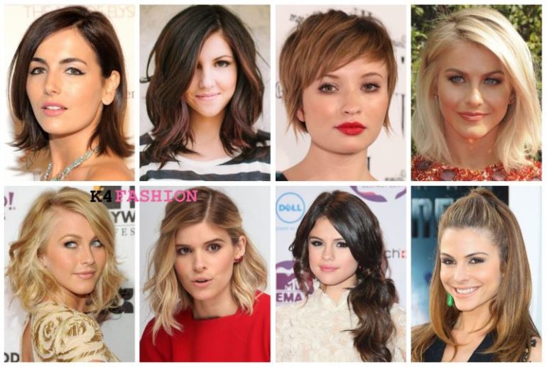 Choose The Right Haircut & Hairstyle For Your Face Shape