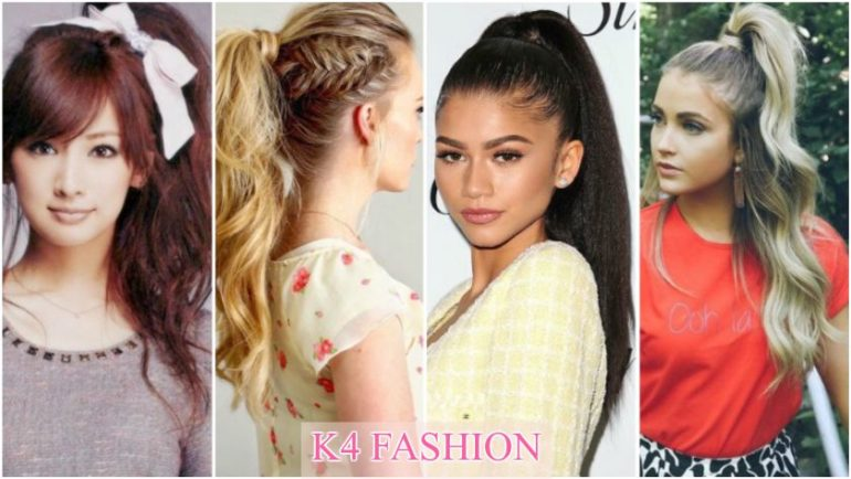 Adorable Ponytail Hairstyles To Try This Summer