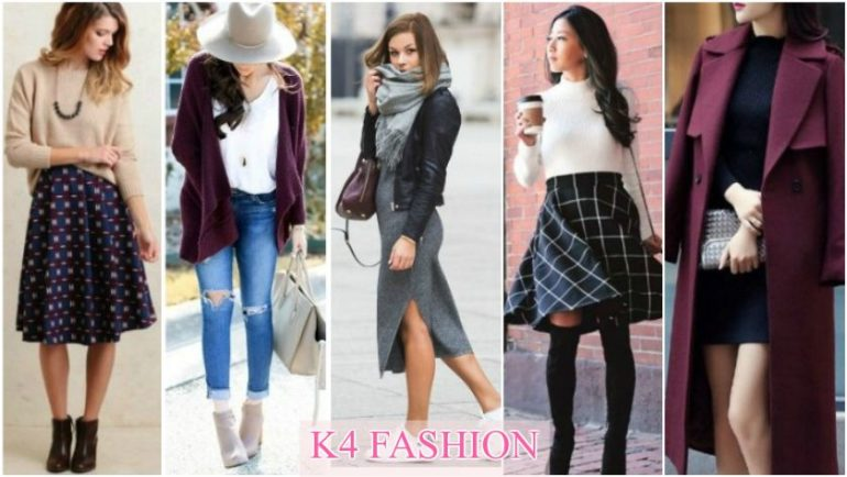 Autumn Wardrobe Basic Essentials for Women Military Style Fashion Trends for Women