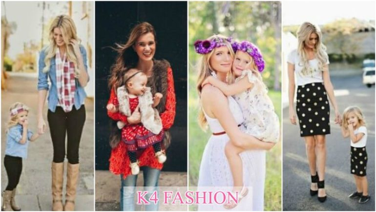 Mom & Daughter Outfit Ideas – Get Ready For Stylish Parenting