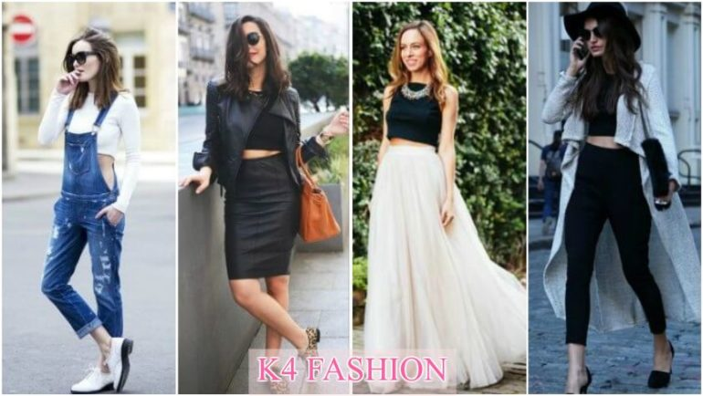 What To Wear With Crop Top? Your Personal Style Guide