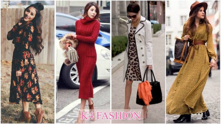 Fall/Winter Outfits Inspiration for Women