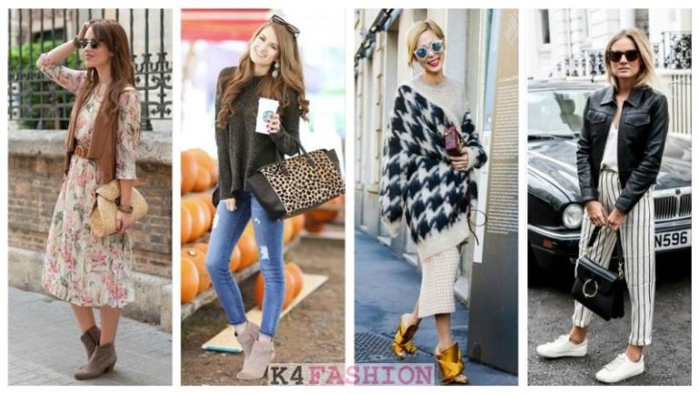 Women Autumn-Winter Print Fashion Trends