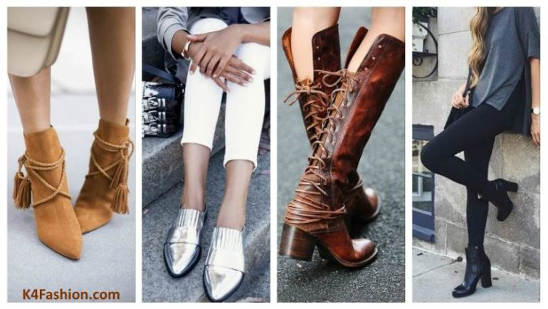 Women Trendy Shoes-Boots for This Fall Winter - K4 Fashion 0cfbe427b1