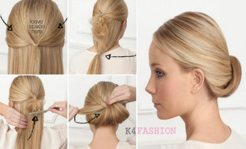 15 Simple Hairstyles For A Strict Dress Code - K4 Fashion
