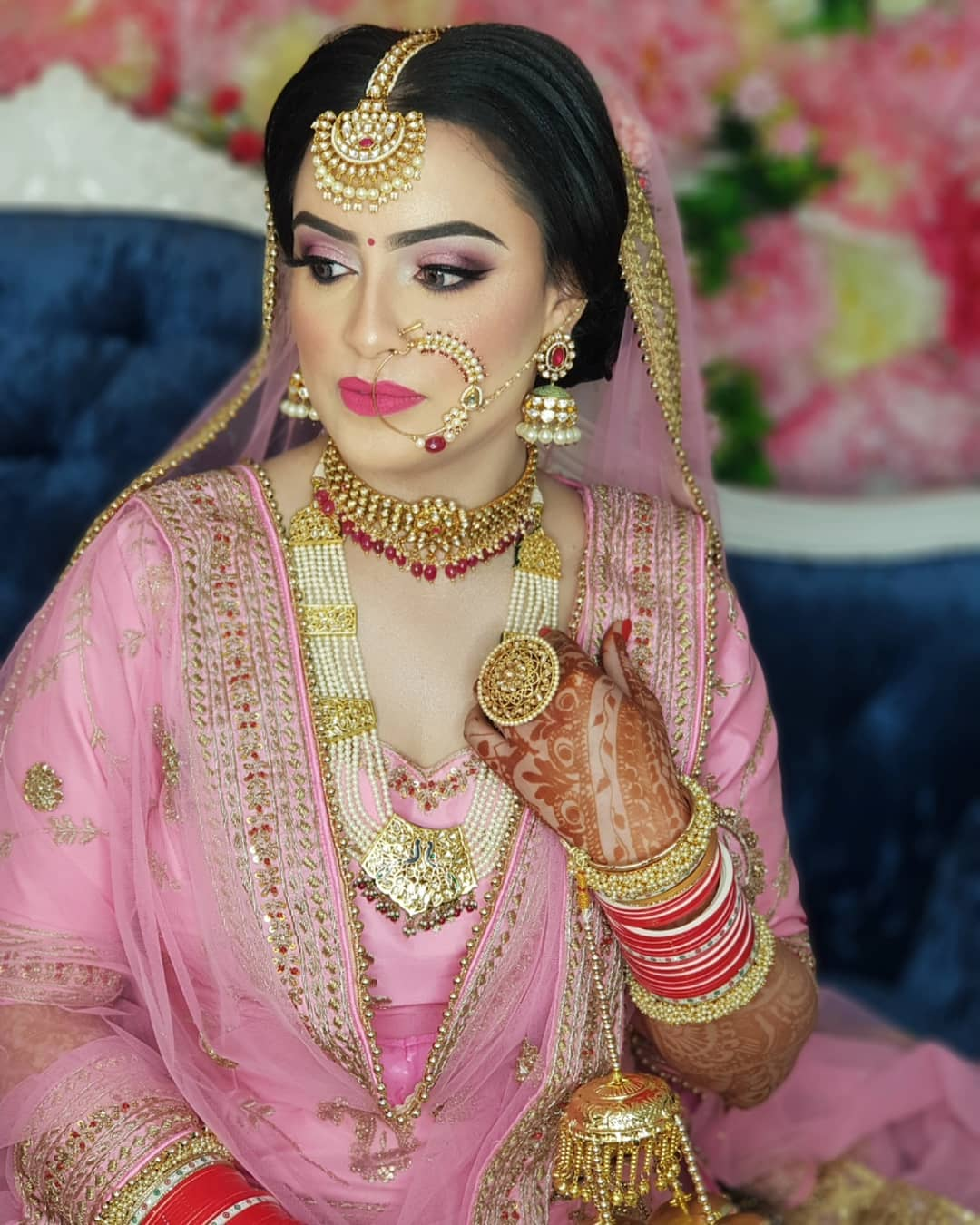 Indian Wedding Makeup Ideas To Look Like Celebs K4 Fashion