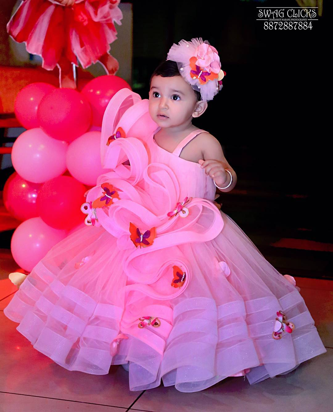 Baby Girl Princess Dress Ideas for Memorable Photoshoot - K6 Fashion