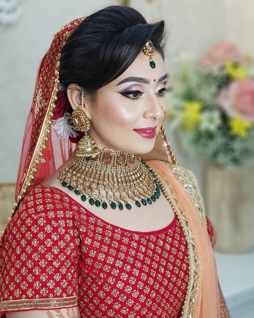 indian wedding makeup ideas to look like celebs - k4 fashion
